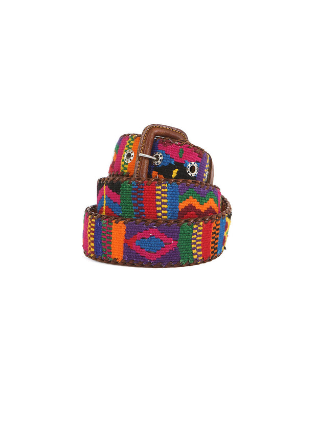 ETHICAL FASHION, CRAFTSMANSHIP, SUSTAINABLE FASHION, TRADITIONAL FASHION, ETHNIC FASHION, BOHEMIAN FASHION, MODA ETICA, MODA SOSTENIBILE, TECNICHE ARTIGIANALI, MODA TRADIZIONALE, MODA ETNICA, VESTITI BOHEMIAN, COLORFUL BELT, CINTURE COLORATE, CINTURA RICAMATA A MANO, HANDEMBROIDERED BELT, CINTURA DI PELLE, CINTUA DI CUOIO, LEATHER BELT, MADE IN GUATEMALA, HANDMADE IN GUATEMALA, GUATEMALAN BELT, CINTURA GUATEMALTECA