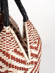 tetero basket, canasta cuatro tetas, chocolatillo straw, straw bag, evening bag, handmade, made in colombia, fatto a mano, intrecciato a mano, slow fashion, ethical fashion, moda etica, moda sostenibile, tecninche artigianli, artigianato tradizionale
