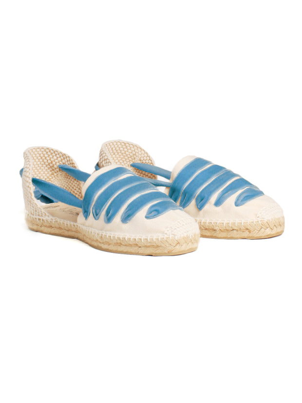 Espadrillas, typical Spanish summer footwear, Catalonia, Basque Country, espardenya, Picasso shoes, Dalí shoes, traditional jute sole, canvas fabric shoes, traditional shoes, alpargatas, scarpe tradizionali, made in spain, made in spagna, scarpe tipiche spagnole, scarpe estive, scarpe di tela, suola in juta, scarpe con lacci, barcellona, barcelona, summer shoes, scarpe folcloristiche