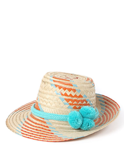 ETHICAL FASHION, CRAFTSMANSHIP, SUSTAINABLE FASHION, TRADITIONAL FASHION, ETHNIC FASHION, BOHEMIAN FASHION, MODA ETICA, MODA SOSTENIBILE, TECNICHE ARTIGIANALI, MODA TRADIZIONALE, MODA ETNICA, BOHEMIAN BAG, MADE IN COLOMBIA, HANDMADE IN COLOMBIA, WAYUU HAT, STRAW HAT, COLOBIAN HAT, CAPPELLO DI PAGLIA, SUMMERWEAR, BEACHWEAR, RESORT WEAR, ACESSORI DA SPIAGGIA, CAPPELLO DA SPIAGGIA