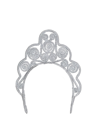 iraca palm headpiece crown