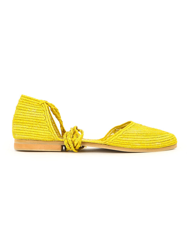 Morocco raffia handmade sandals shoes