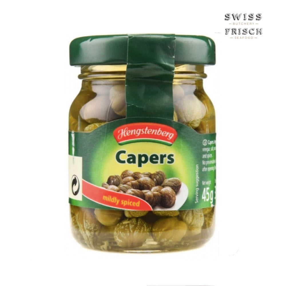 Hengstenberg Capers