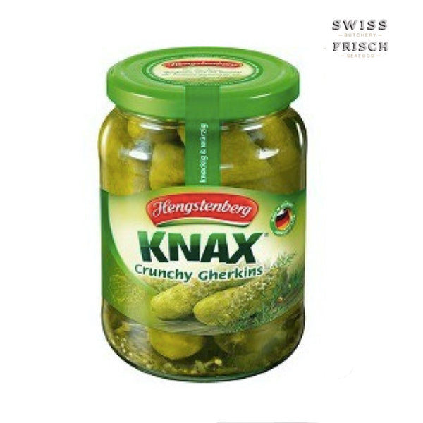 Hengstenberg Gherkins
