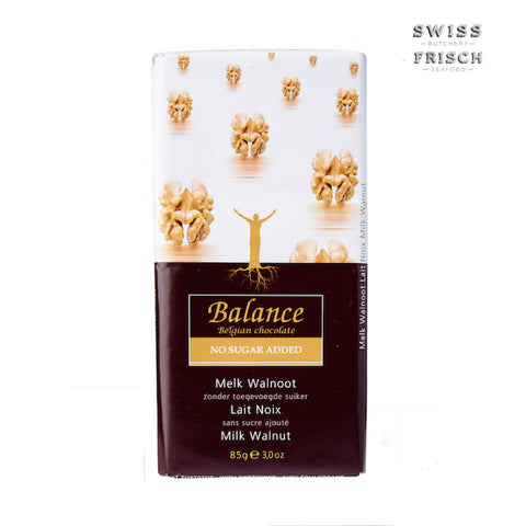 Balance Walnut Milk Chocolate