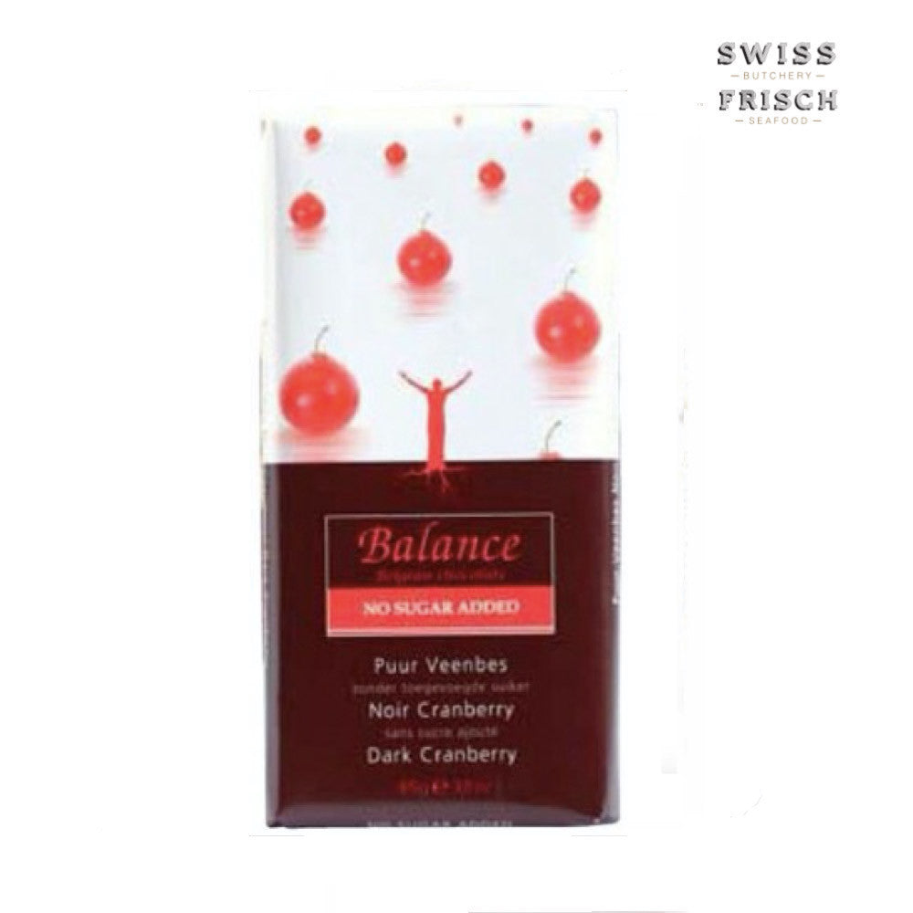 Balance Cranberry Dark Chocolate
