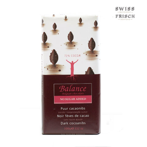 Balance Dark Chocolate 72%