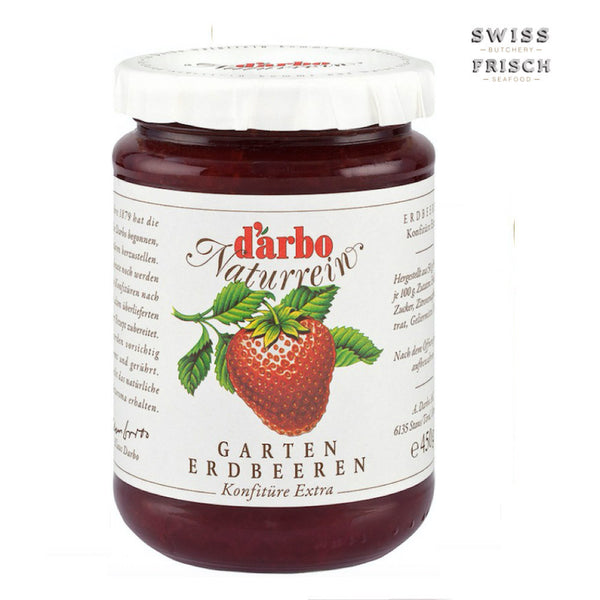 Darbo Garden Strawberry Spread