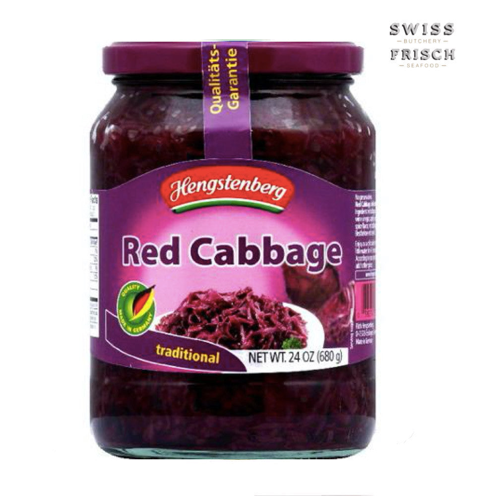 Hengstenberg Red Cabbage - Rotessa