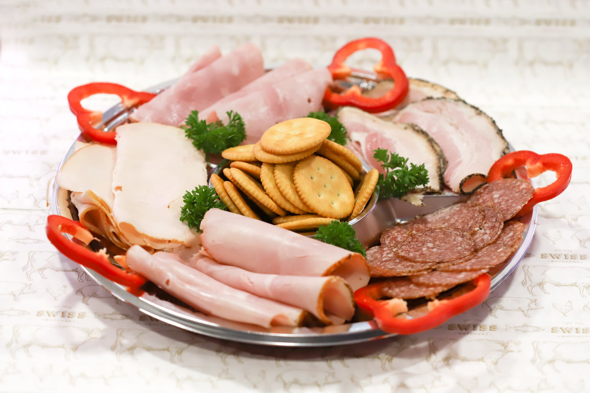 31. TASTY COLD CUTS PLATTER - Swiss Butchery | A Cut Above | Premium Butchers Since 1994
