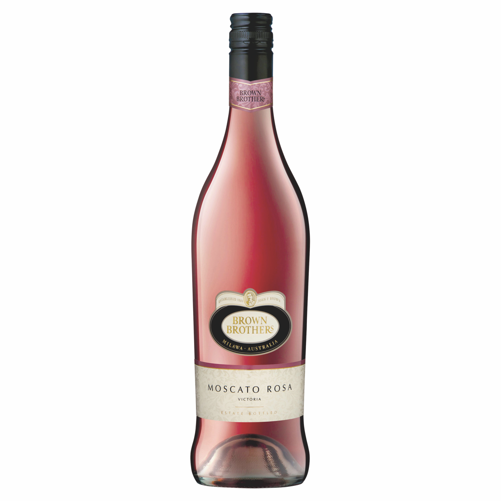 97) Brown Brothers Moscato Rosa 750ml