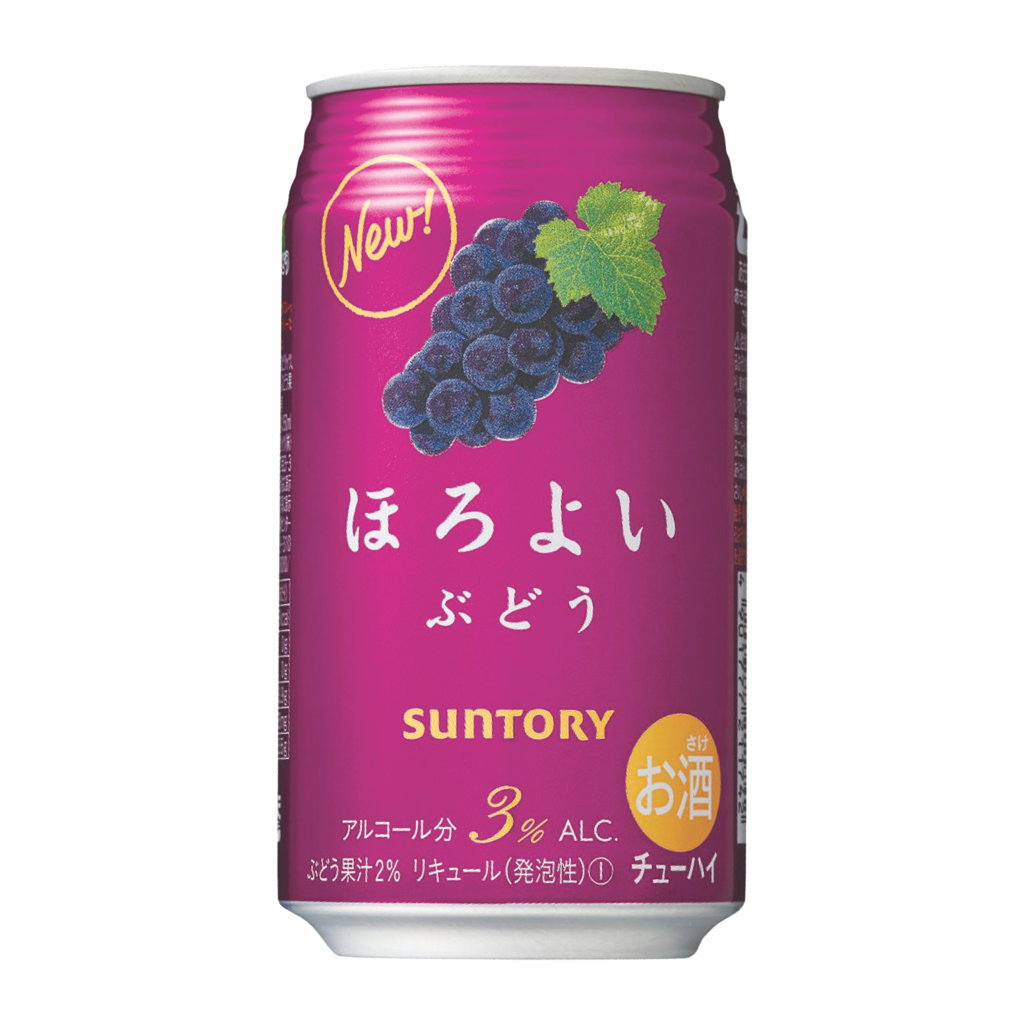 84) Suntory Horoyoi Grape
