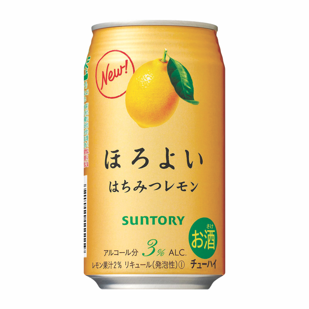 86) Suntory Horoyoi Honey Lemon