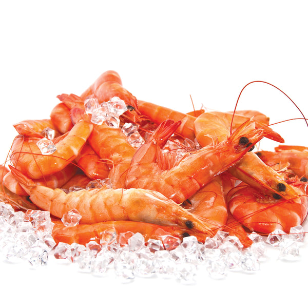 36. Premium Cooked Prawns (Ready to Eat)