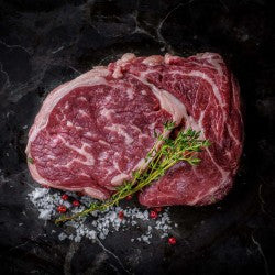 Au Angus Grain Fed Beef Ribeye Mbs 3+ - Swiss Butchery | A Cut Above | Premium Butchers Since 1994
