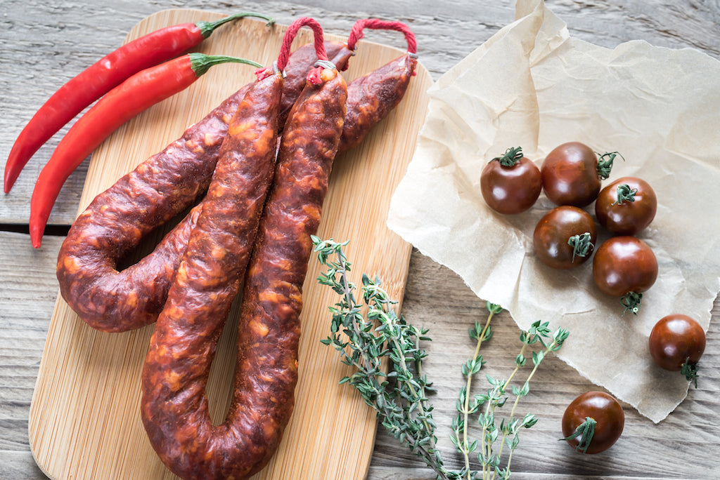 Chorizo - Swiss Butchery | A Cut Above | Premium Butchers Since 1994