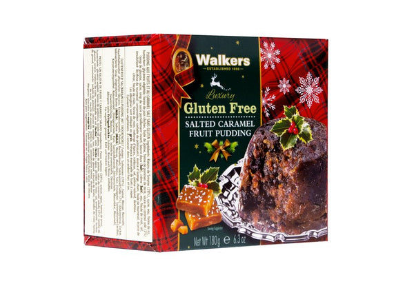 71. WALKERS GLUTEN FREE SALTED CARAMEL PUDDING - 180G