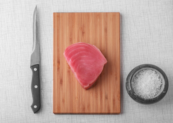 4103030 - Frozen Tuna Steak (500G)