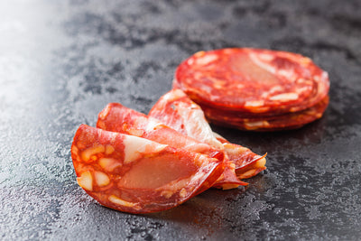 Chorizo Red Sausage (Raw & Frozen Thawed) - Swiss Butchery | A Cut Above | Premium Butchers Since 1994