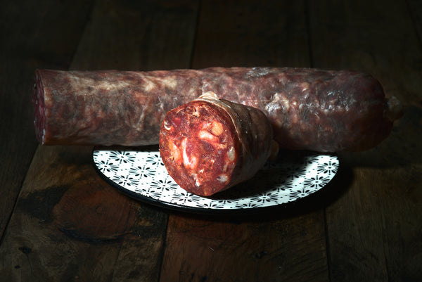 Chorizo Red Sausage (Raw & Frozen Thawed)