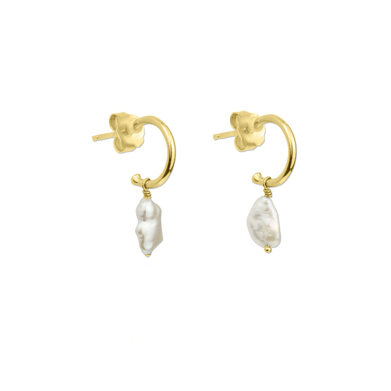 Andrea Earrings - Gold