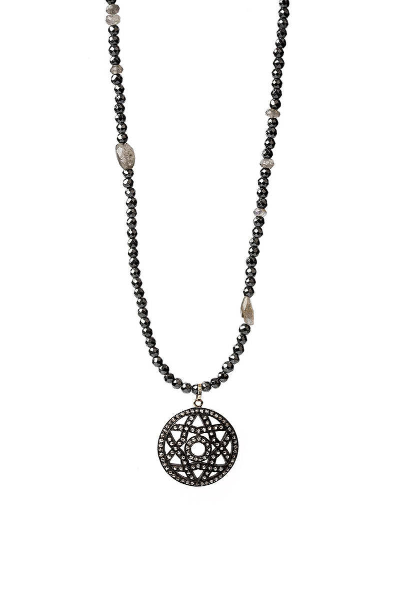 Anousha Diamond Necklace