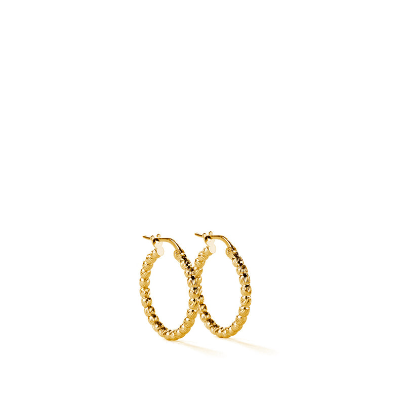 Auna Earrings Gold - 15mm