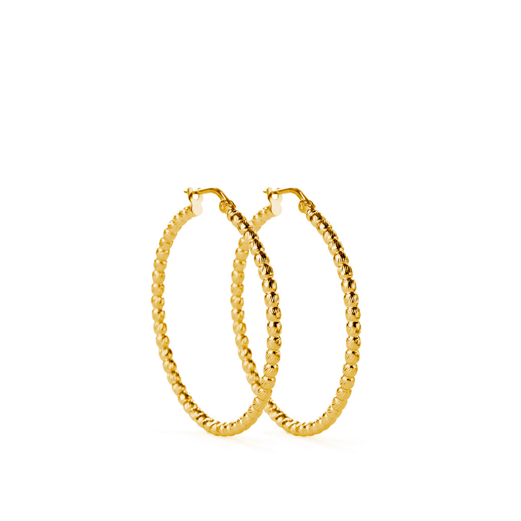 Auna Earrings GP - 30mm