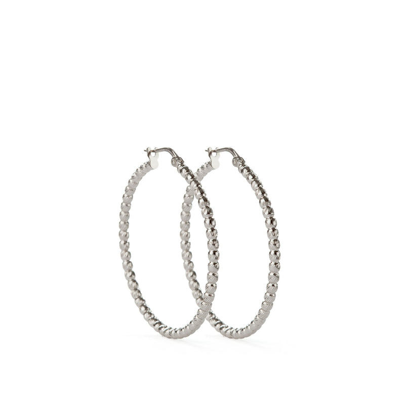 Auna Earrings SS - 30mm
