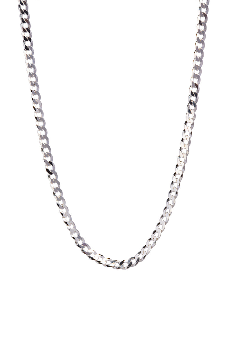Biri Necklace - Silver