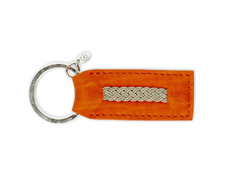 Celtic Keyring Orange