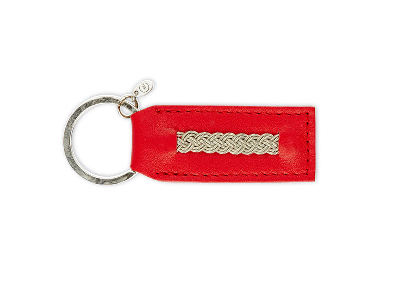 Celtic Keyring Red