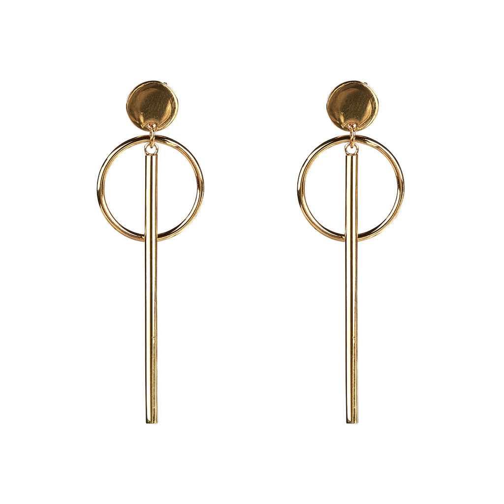 Dee Earrings - Gold