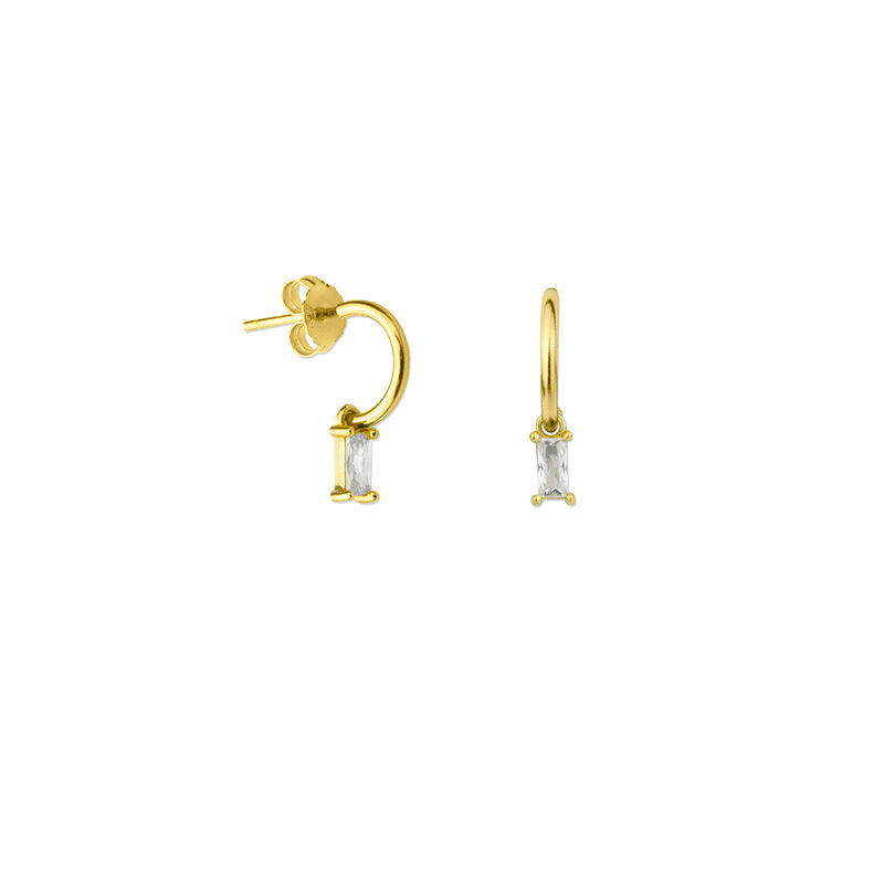 Ember Earrings - Gold
