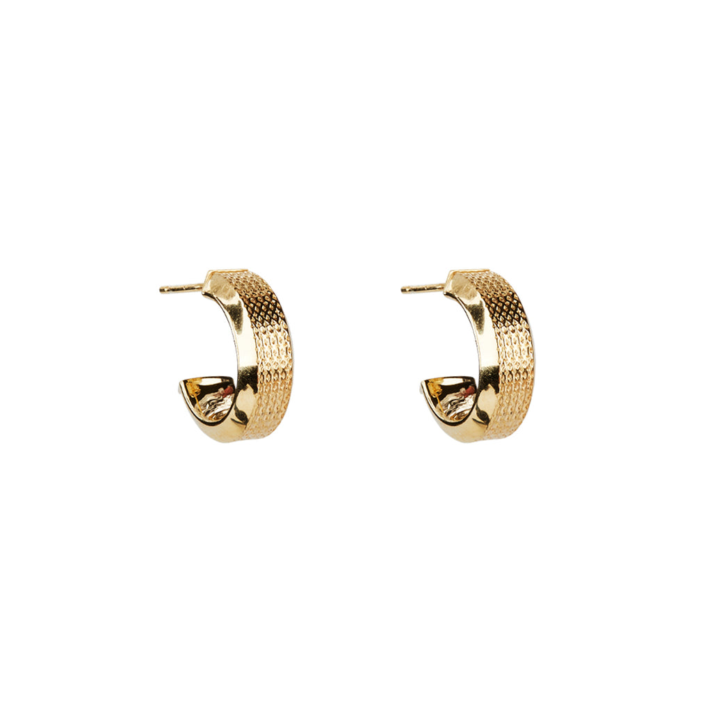 Emilie Earrings - Gold