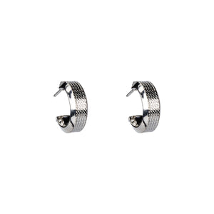 Emilie Earrings - Silver