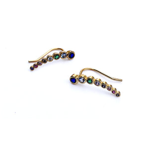 Emy Earrings - Gold