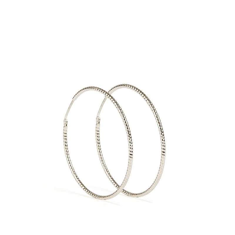 Floro Earrings SS - 30 mm