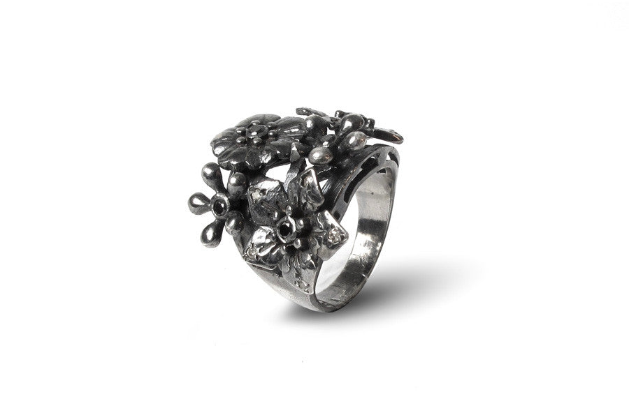 Five Flower Ring BRP