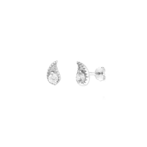 Hazel Earrings - Silver