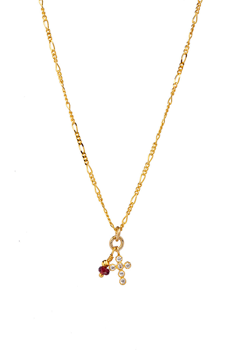 Ida Necklace - Gold