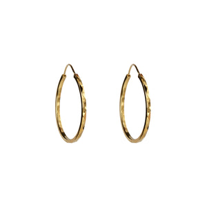 Isabella Earrings - Gold