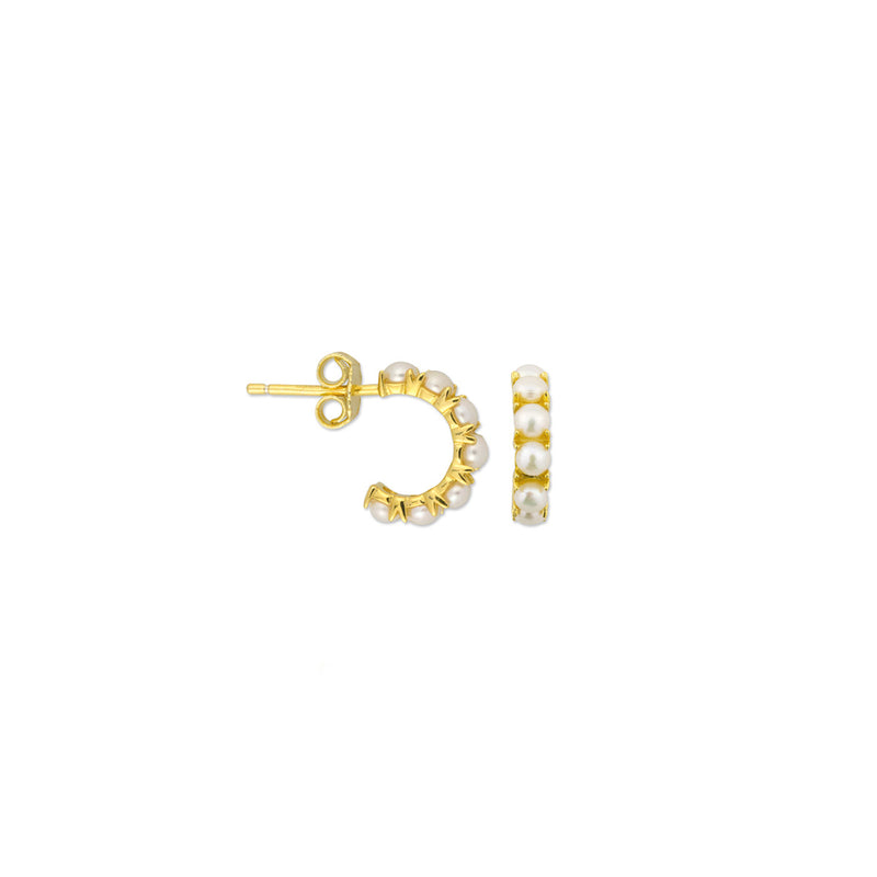 Judy Earrings - Gold