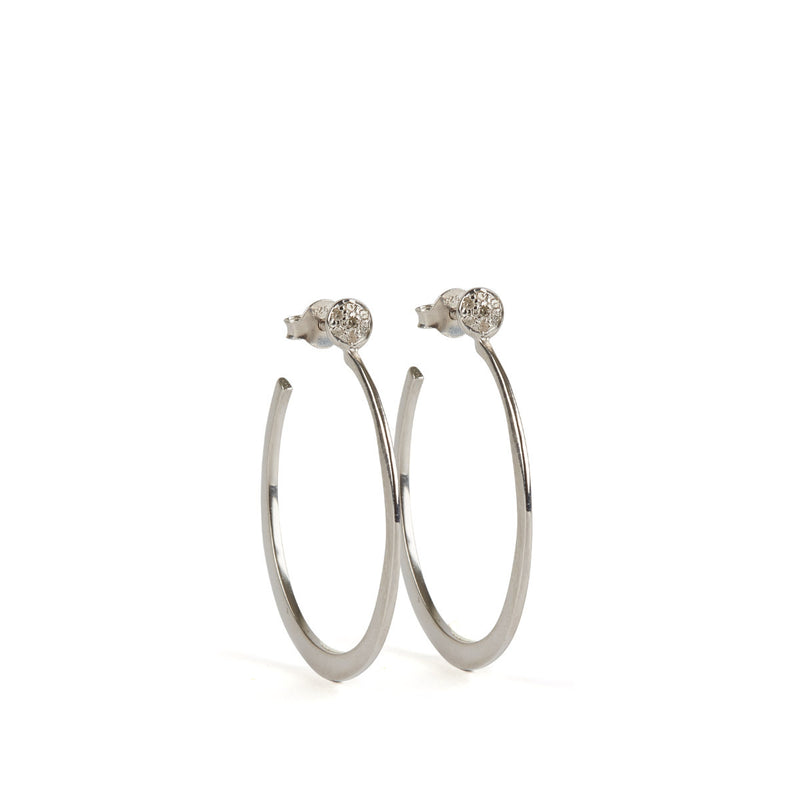 Katalina Diamond Earring 30 mm