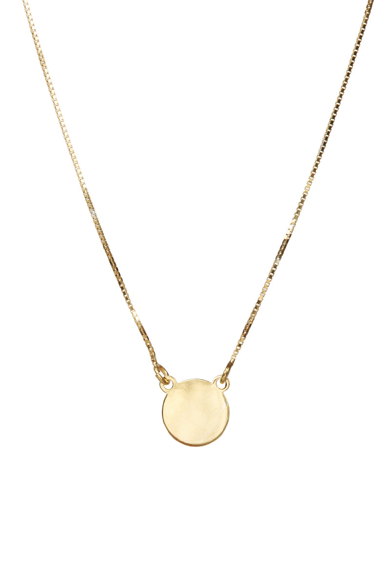 Katina Necklace - Gold