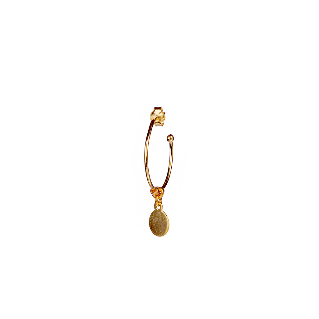 Kinna Earring 20mm - Gold