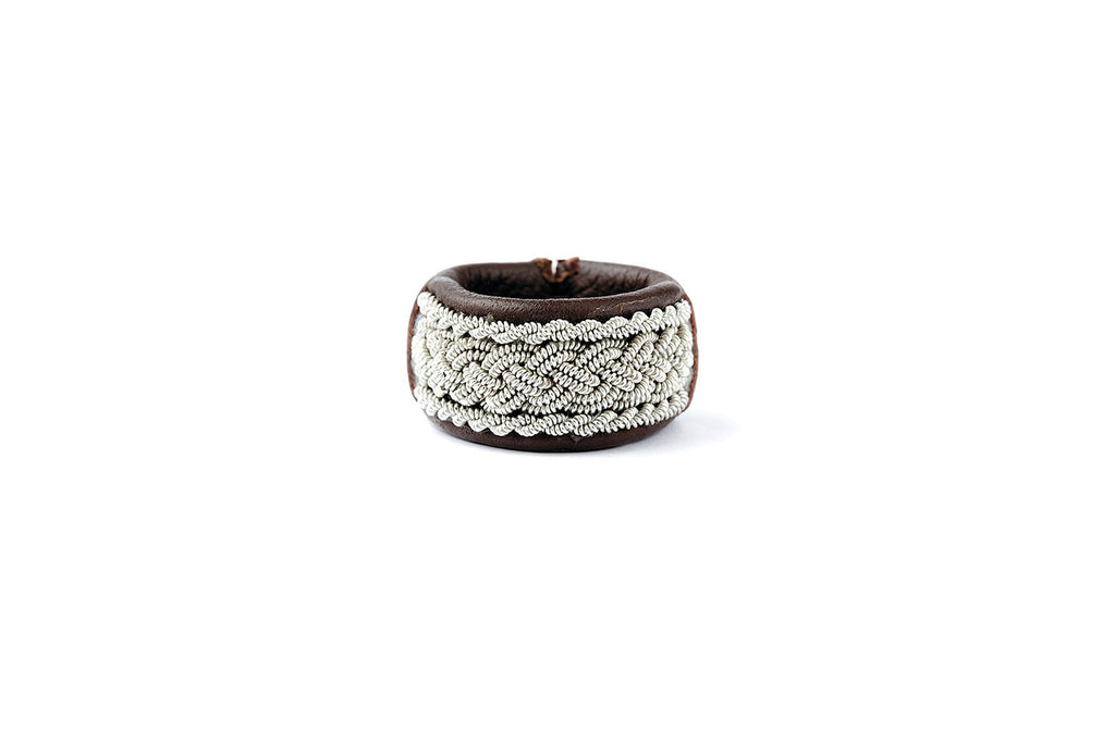 Kiruna Ring Brown