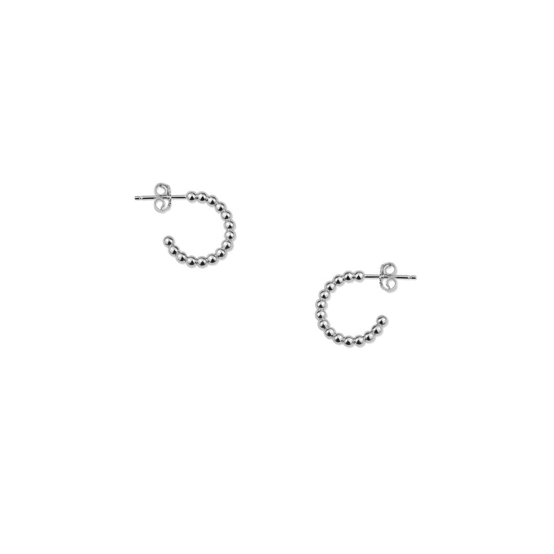 Kiti Earrings - Silver