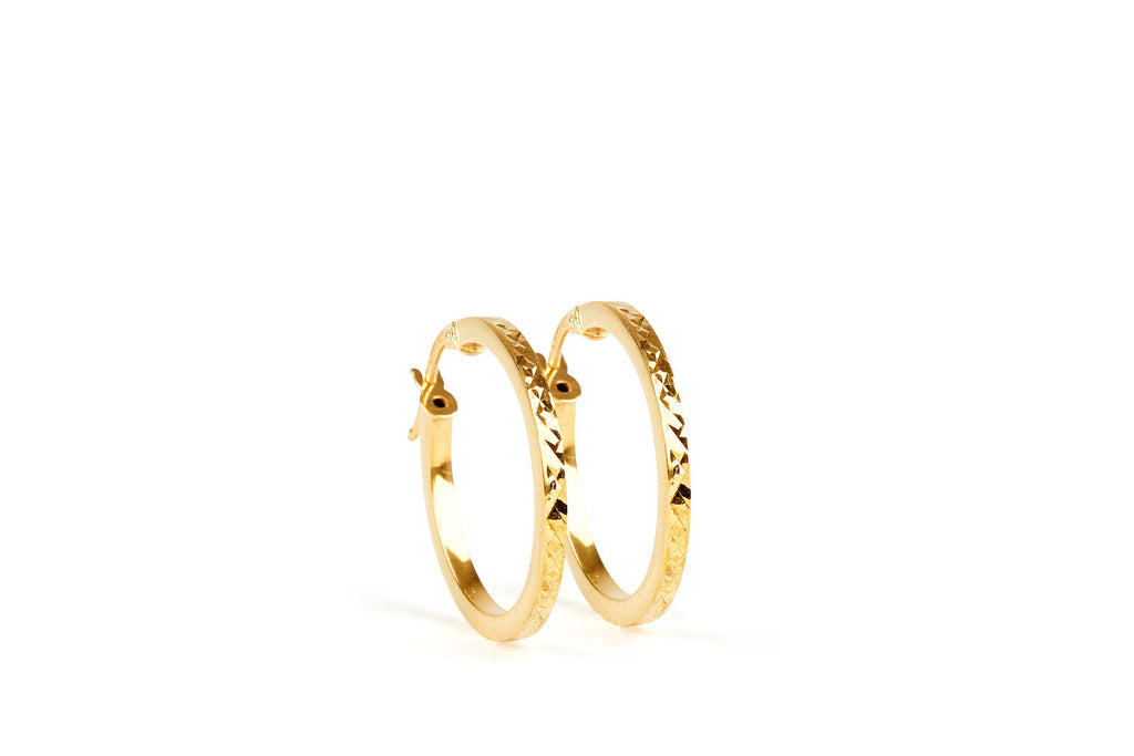 Kolari Earrings GP - 20mm