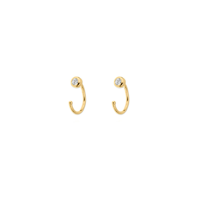 Lori Earrings - Gold